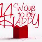 今スグに誰でも実践できる!幸せになるための14のこと
