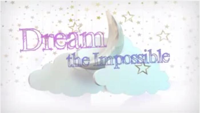 不可能なことでも夢を追え