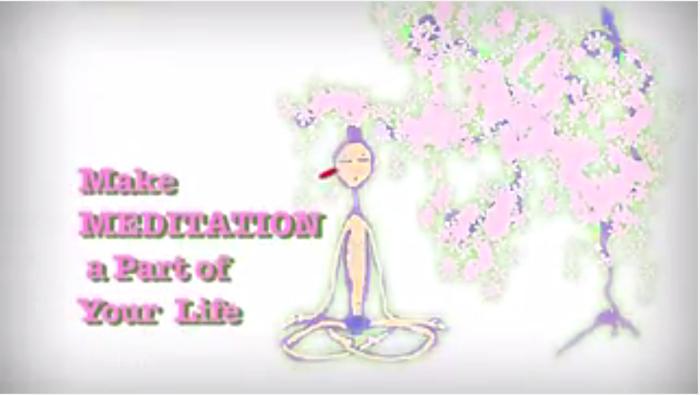 瞑想を生活に取り入れること