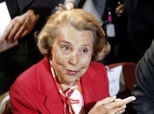 リリアンヌ・ベタンクール