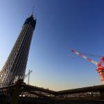 建設中だったころの世界的に有名なランドマーク10選