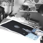 2才から24才まで毎年描いてきたイラストレーターの作品でその成長を振り返る
