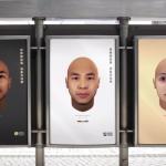DNAから顔を成形する技術で「ポイ捨て」の犯人像を晒す香港のキャンペーンがスゴい