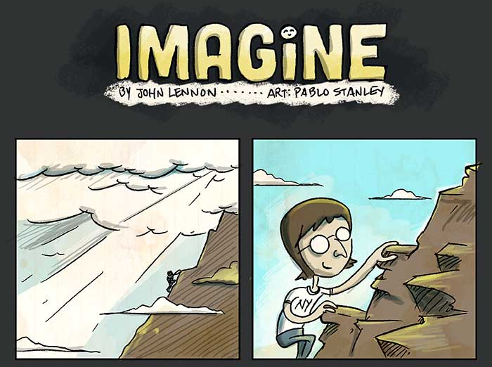ジョン・レノン - imagine