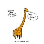 動物たちの本音?コミカルに描かれた「悲しい動物の真実」がおもしろい