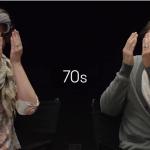 20代から90代に!若いカップルがお互いの年老いた姿を見たらどうなるのか