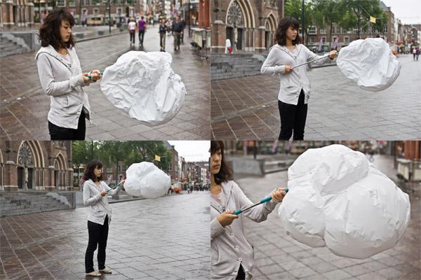 クリエイティブな傘17