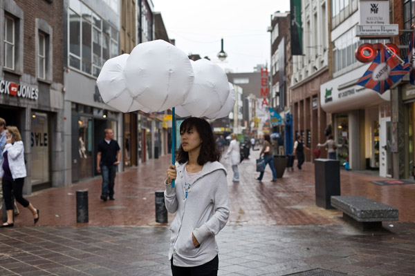 クリエイティブな傘18