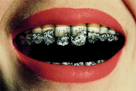禁煙広告10