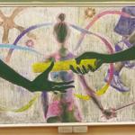 黒板とチョークだけで描かれた究極の芸術作品「黒板アート」が感動する