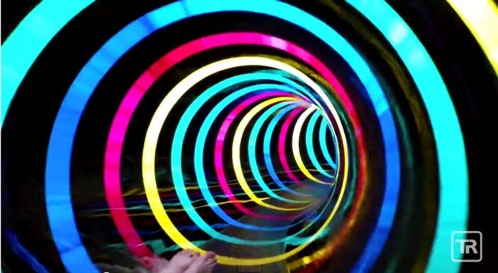 LEDウォータースライダー3
