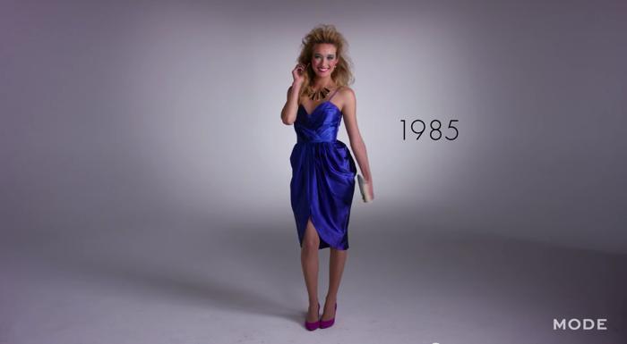 女性ファッション100年史10