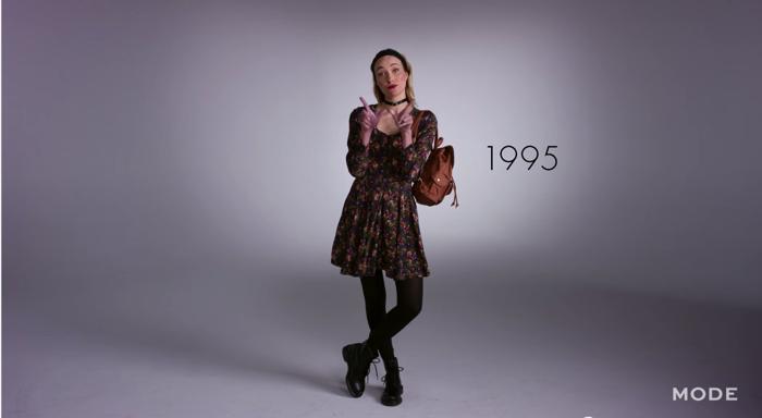 女性ファッション100年史11