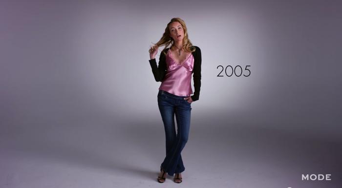 女性ファッション100年史12