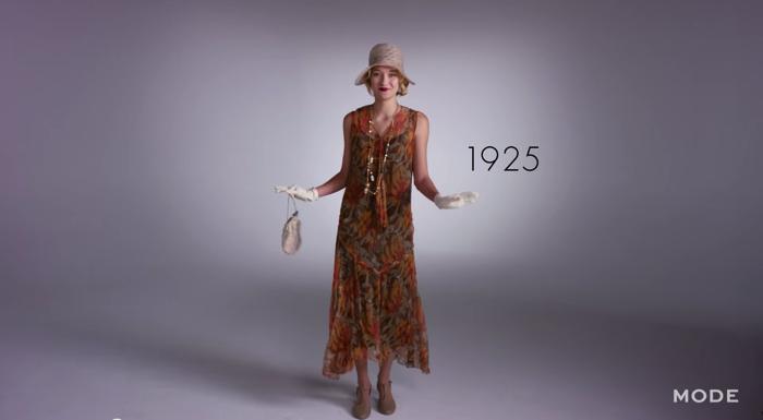 女性ファッション100年史4