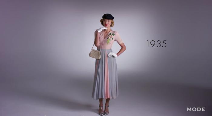 女性ファッション100年史5