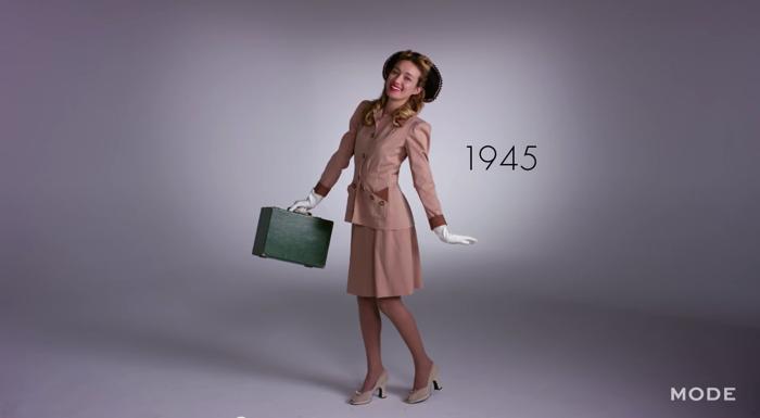 女性ファッション100年史6