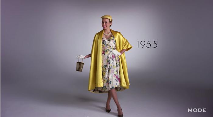女性ファッション100年史7