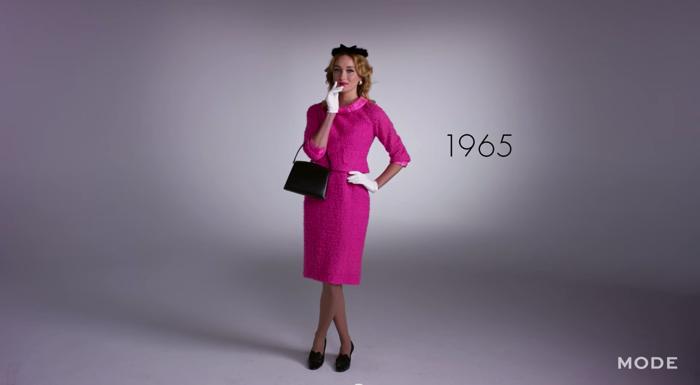女性ファッション100年史8