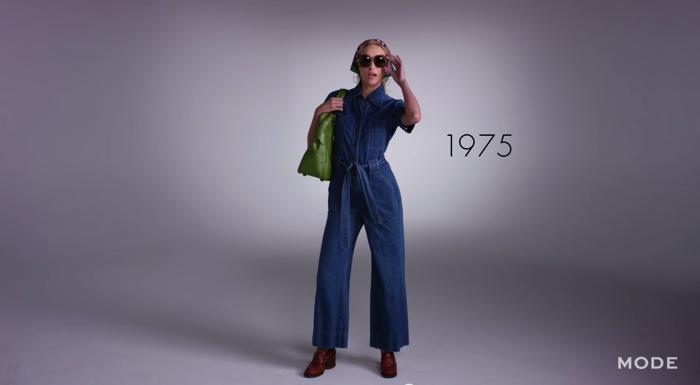 女性ファッション100年史9