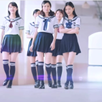 女子高生姿をした美少女たちが歌って踊る!中毒性のある「カリフォルニアくるみ」のPR動画