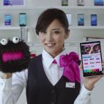 「ビリギャル」で有名になった石川恋さんがNOTTVの新CMでかわいい腹話術を披露!