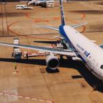 ミニチュア風に撮影した「羽田空港」のタイムラプス動画がおもしろい