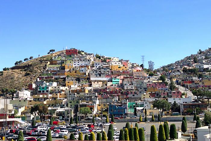 メキシコのストリートアート