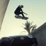映画の産物が現実のものに!LEXUSが夢の「ホバーボード」をついに完成させる
