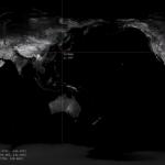 70年の核の歴史・・・1945年以降のすべての核爆発を視覚化した衝撃的な動画