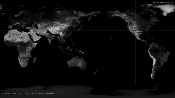 1945年以降の核爆発