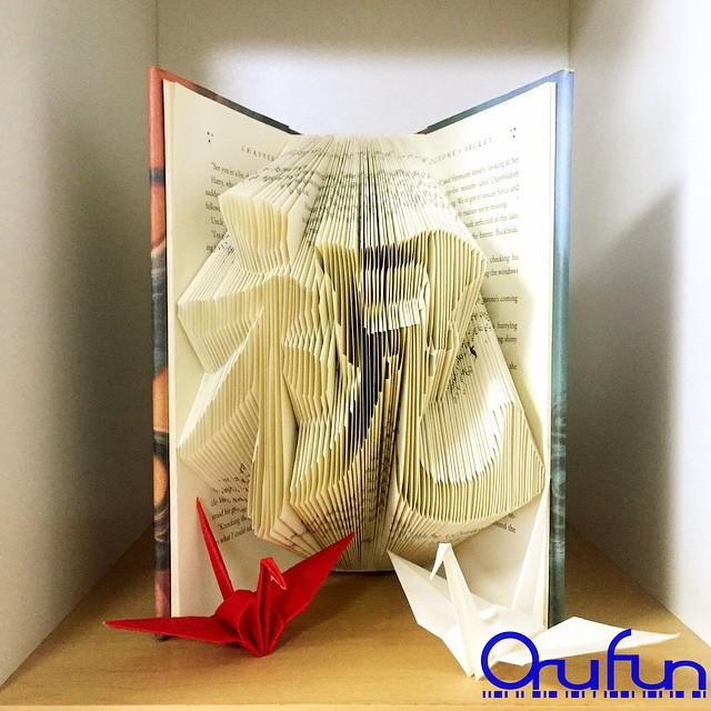ブックアート「OruFun」14