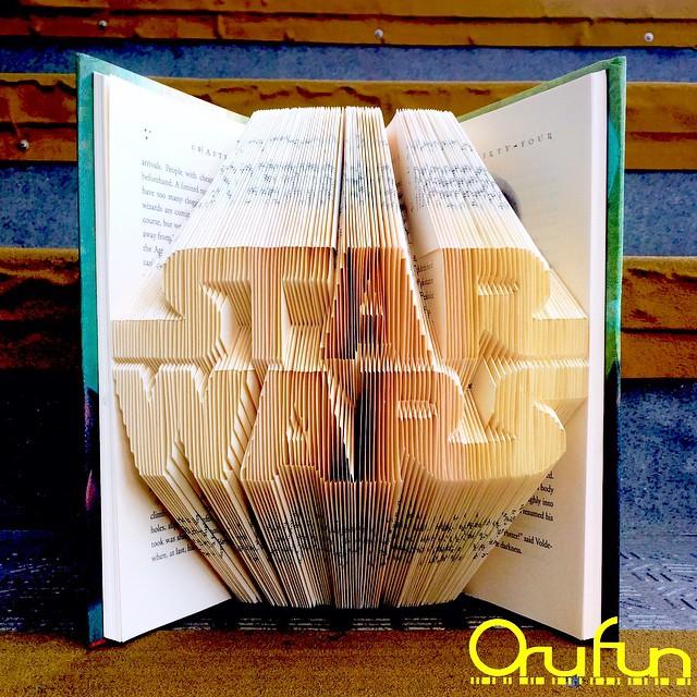 ブックアート「OruFun」9