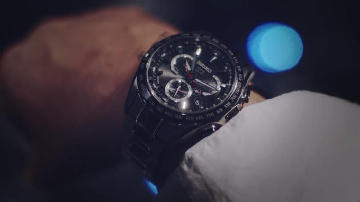 Seiko Astron「 Watch DJ 」