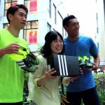 サッカー選手のサプライズに号泣!香川選手や槙野選手たちがadidasの新作スパイクを直々に届ける