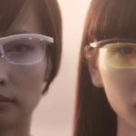 スマートフォンと連動!スタイリッシュなメガネでさまざまな情報をキャッチできる「雰囲気メガネ」