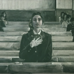総枚数6328枚!美大生34人による受験生の1年を描いた黒板アートが凄すぎるカロリーメイト新CM