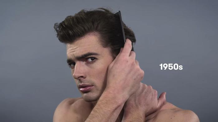 アメリカ人男性ヘアスタイル100年の歴史10