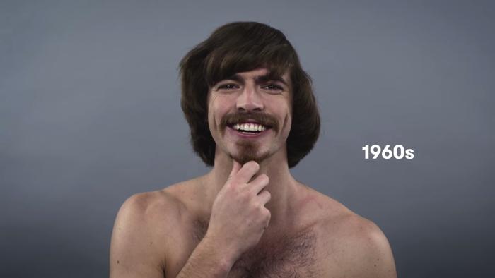 アメリカ人男性ヘアスタイル100年の歴史12