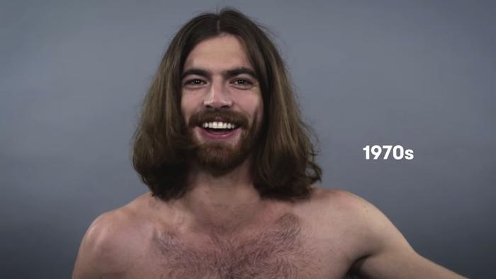 アメリカ人男性ヘアスタイル100年の歴史14