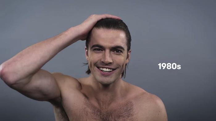 アメリカ人男性ヘアスタイル100年の歴史16