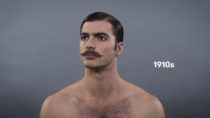 アメリカ人男性ヘアスタイル100年の歴史2