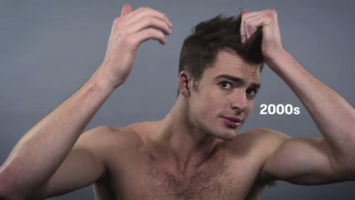 アメリカ人男性ヘアスタイル100年の歴史20