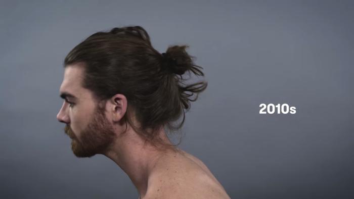 アメリカ人男性ヘアスタイル100年の歴史22