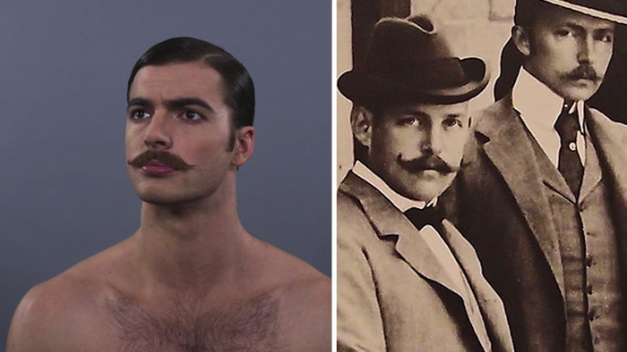 アメリカ人男性ヘアスタイル100年の歴史3