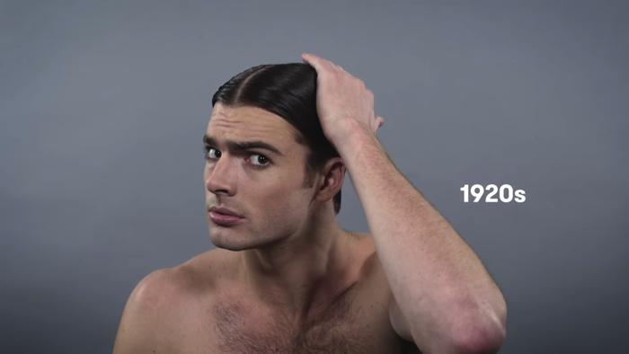 アメリカ人男性ヘアスタイル100年の歴史4