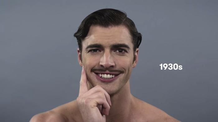 アメリカ人男性ヘアスタイル100年の歴史6