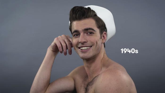アメリカ人男性ヘアスタイル100年の歴史8