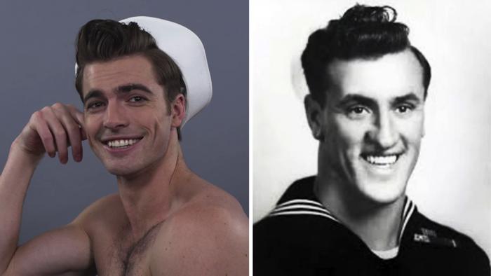 アメリカ人男性ヘアスタイル100年の歴史9