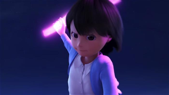 ピクサー顔負け!?一人暮らしOLの空想描く短編CGアニメ「東京コスモ」が ...